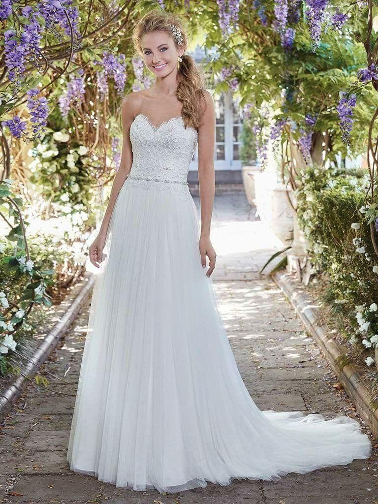 Contemporary Wedding Dresses For October Photos - All Wedding ...