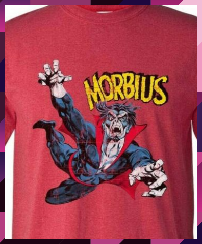 Details about Morbius T Shirt marvel comics villain vampire vintage distressed graphic tee #Comics #Details #distressed #Graphic #Marvel #Morbius #Shirt #Tee #vampire #villain #Vintage