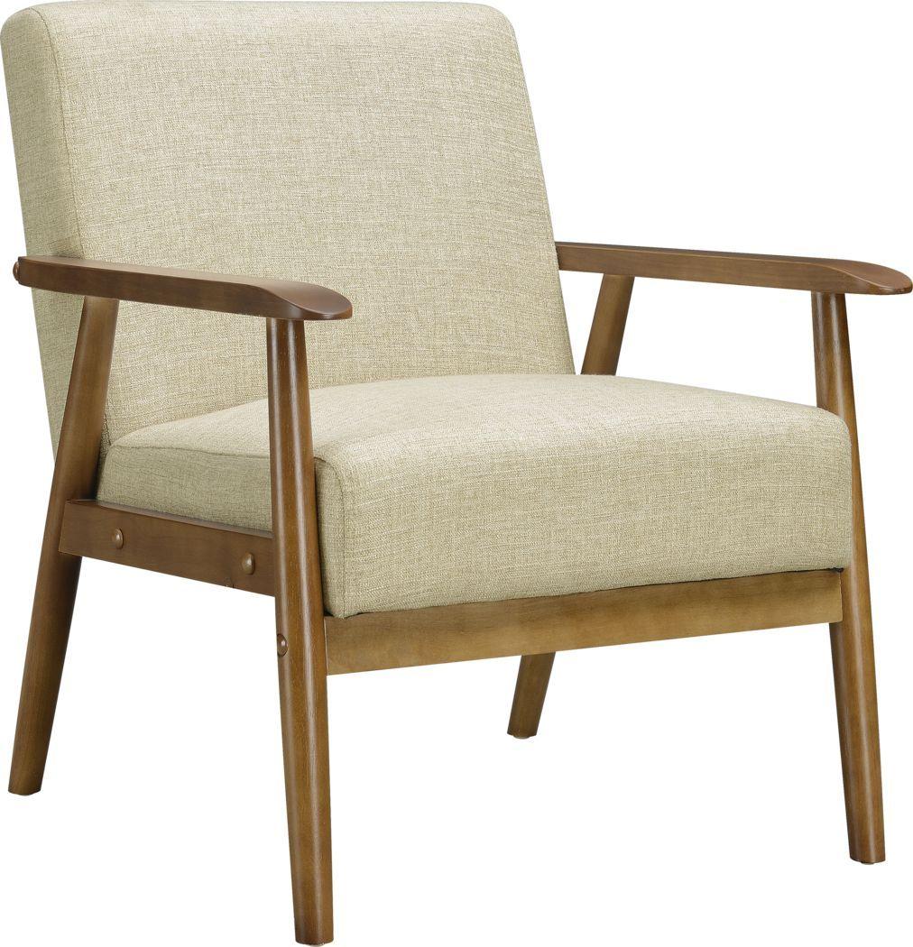 Best Nandas Beige Accent Chair In 2020 Accent Chairs 400 x 300