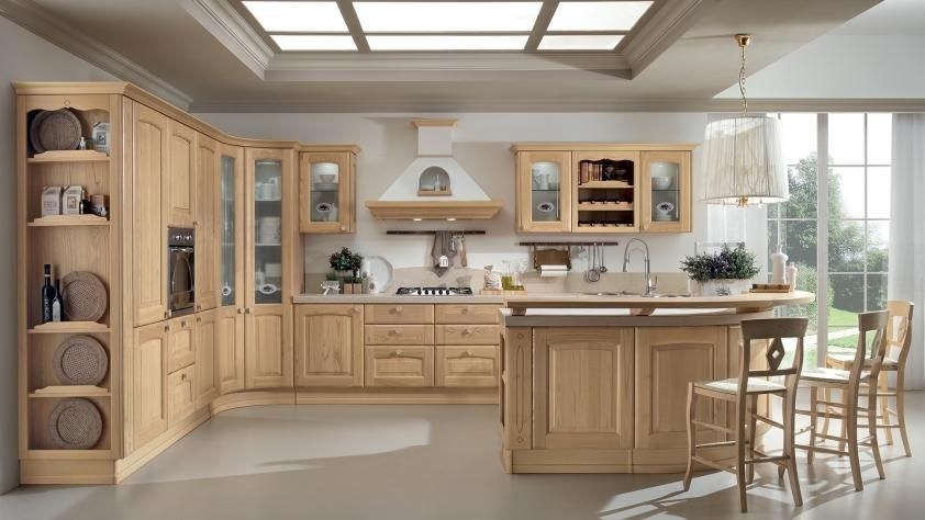 Veronica - Cucine Classiche - Cucine Lube | Spaces Where Eating Is A ...