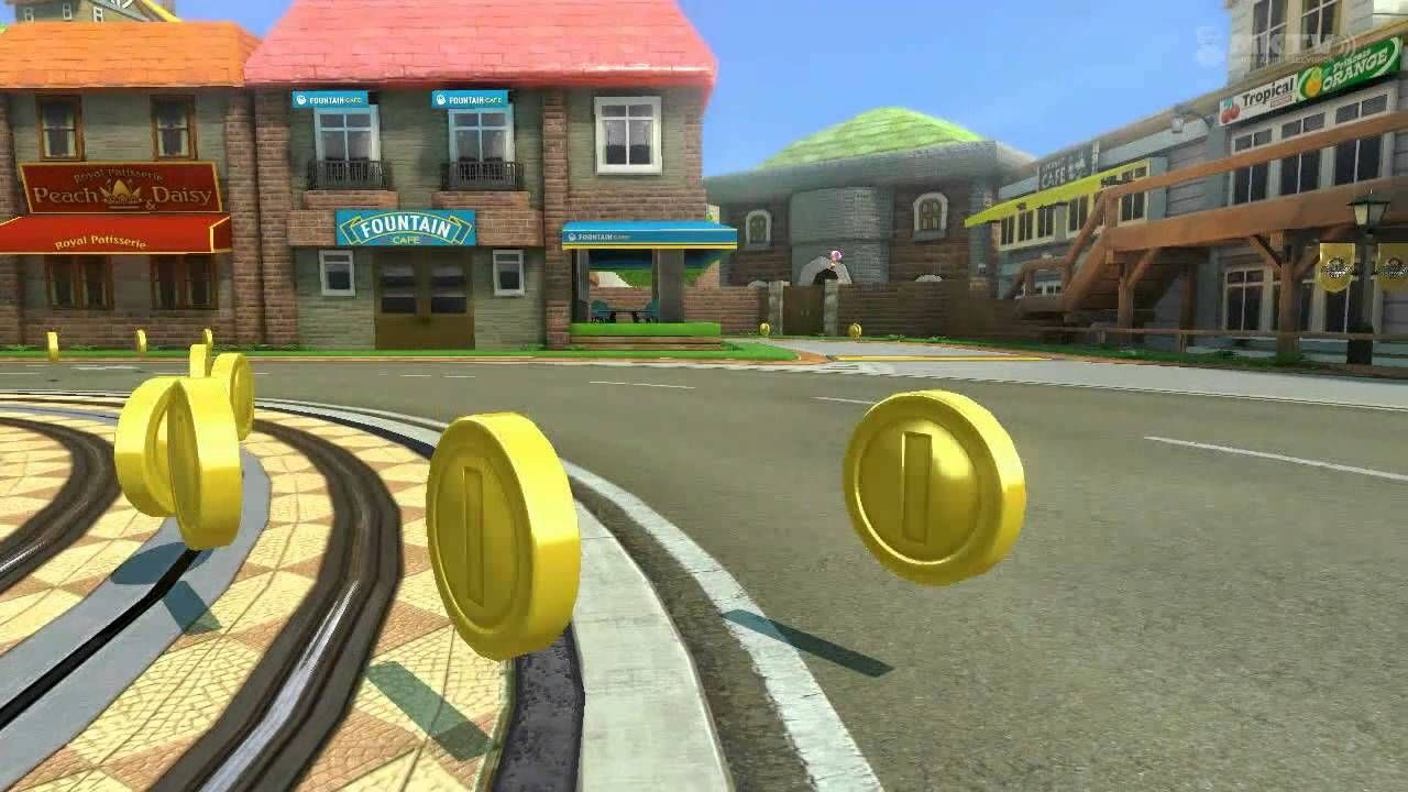 Wii U Mario Kart 8 Toad Harbor Mario Kart 8 Mario Kart Mario