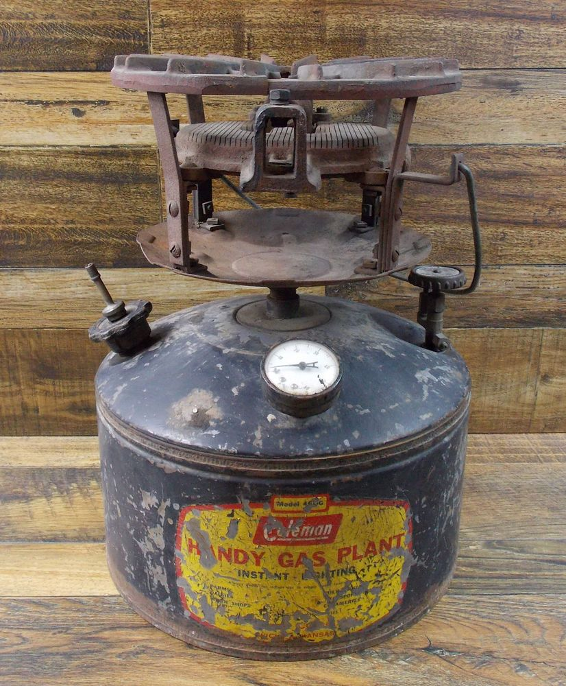 Details about Vintage Coleman 502 Sportster Camp Stove w
