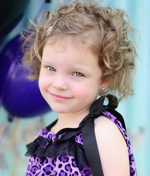 Cute Hairstyles 2017 For Short Curly Hair Toddler Hairstyles Ideas