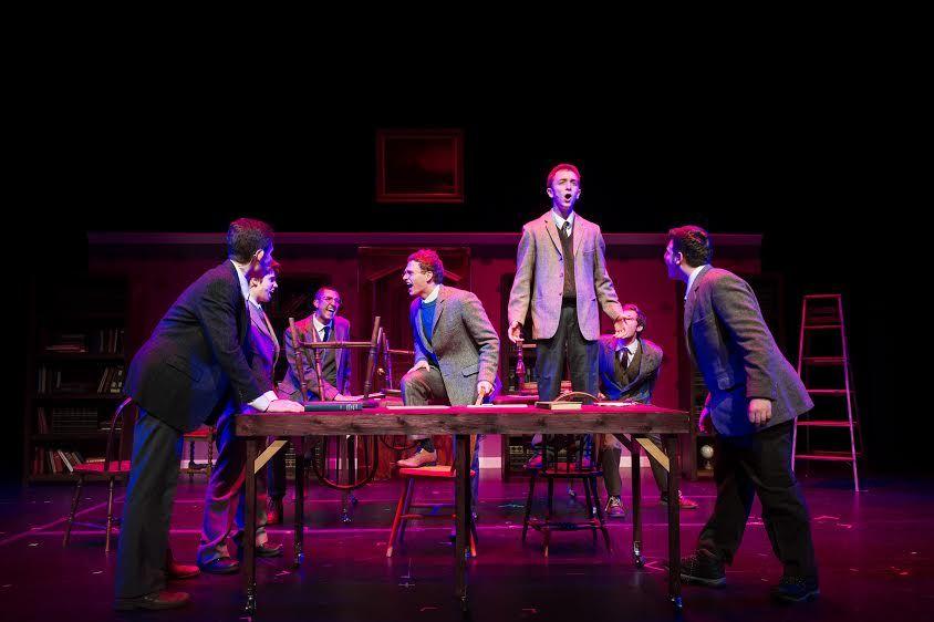 Review Spring Awakening By Ovations Theatre Theatre Arts Metro Theatre Dc Metro