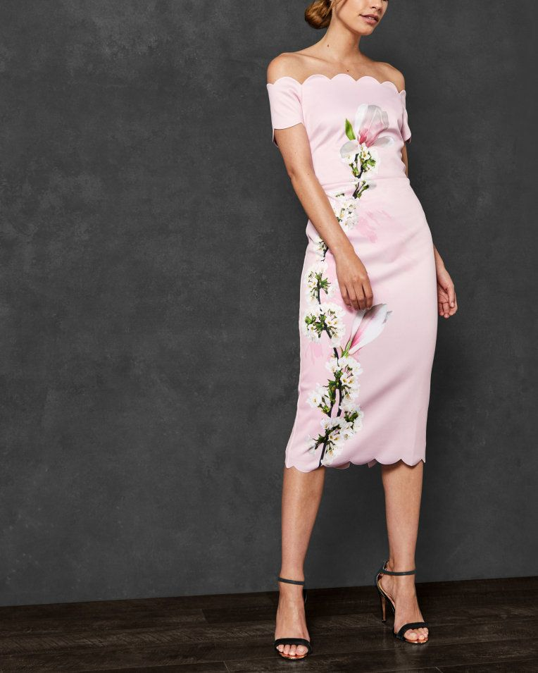 855cd8f0fd5 Olyva Harmony Body-Con Dress from TED BAKER of LONDON in 2019 ...