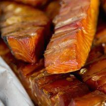 Use your imagination to add spices and flavorings to this basic salmon jerky recipe.