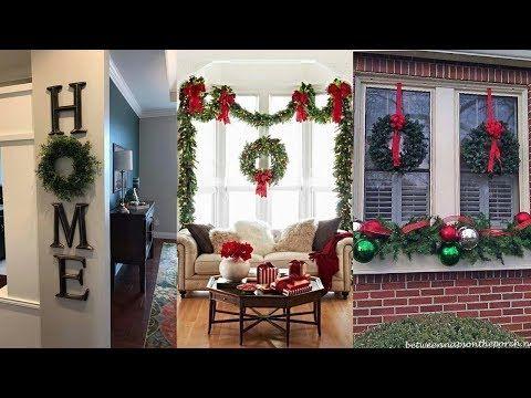 Resultado de imagen para decoracion ventanas navidad CHRISTMAS