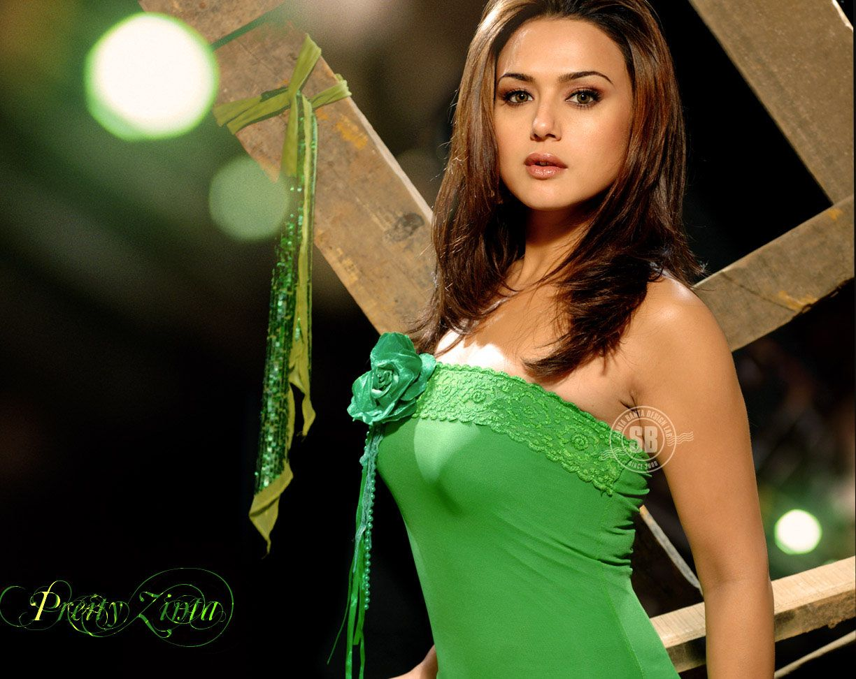 Download Free Hd Wallpapers Of Preity Zinta Preityzinta