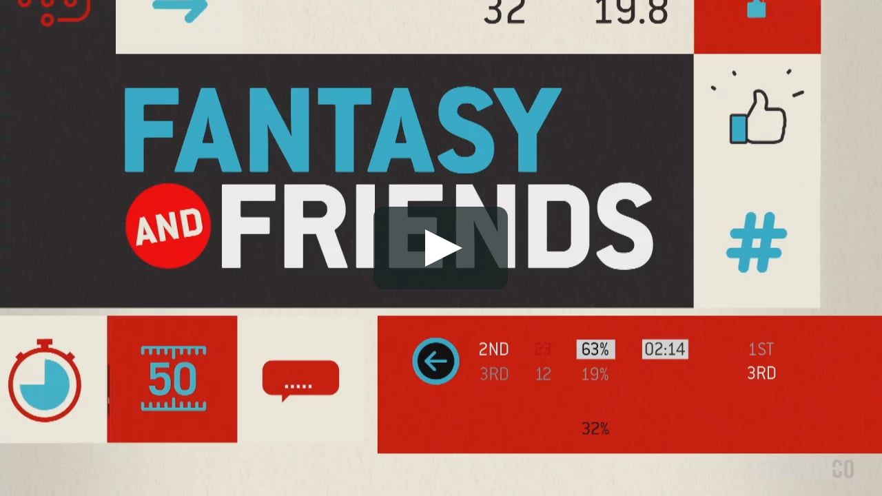 """This is """"NFL Network: Fantasy & Friends - Montage"""" by Charlie Company on Vimeo, the home for high quality videos and the people who love them."""