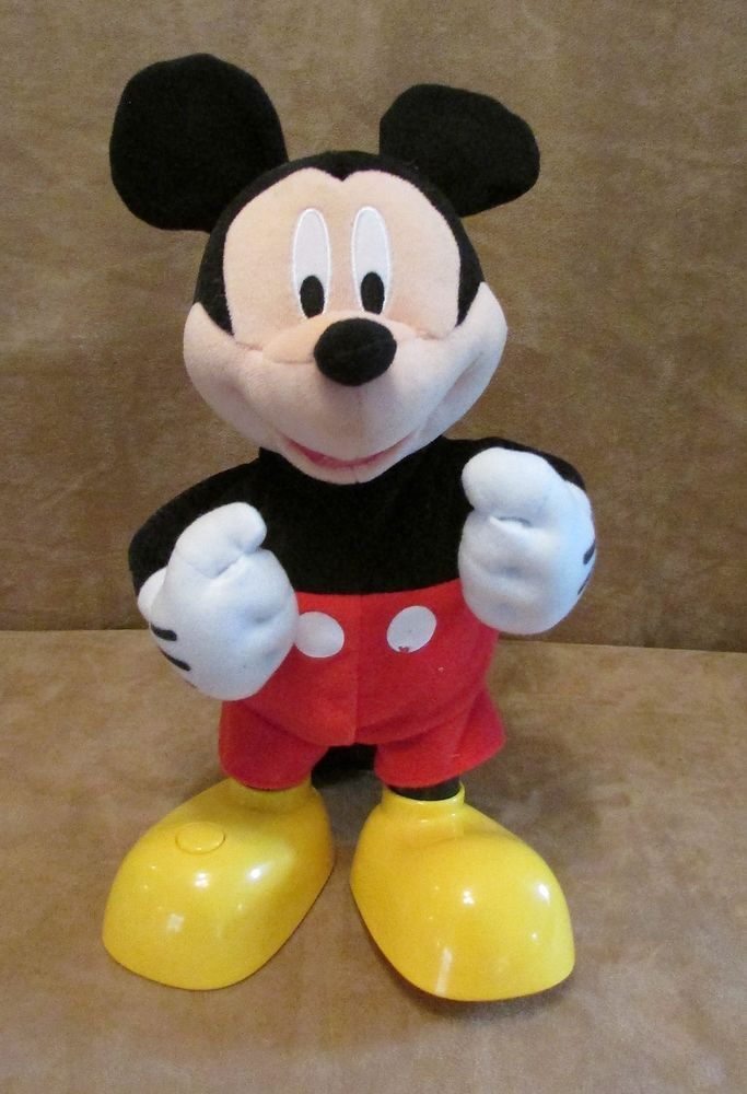 Hot Diggity Dog Mickey Mouse Clubhouse Disney Dancing Electronic