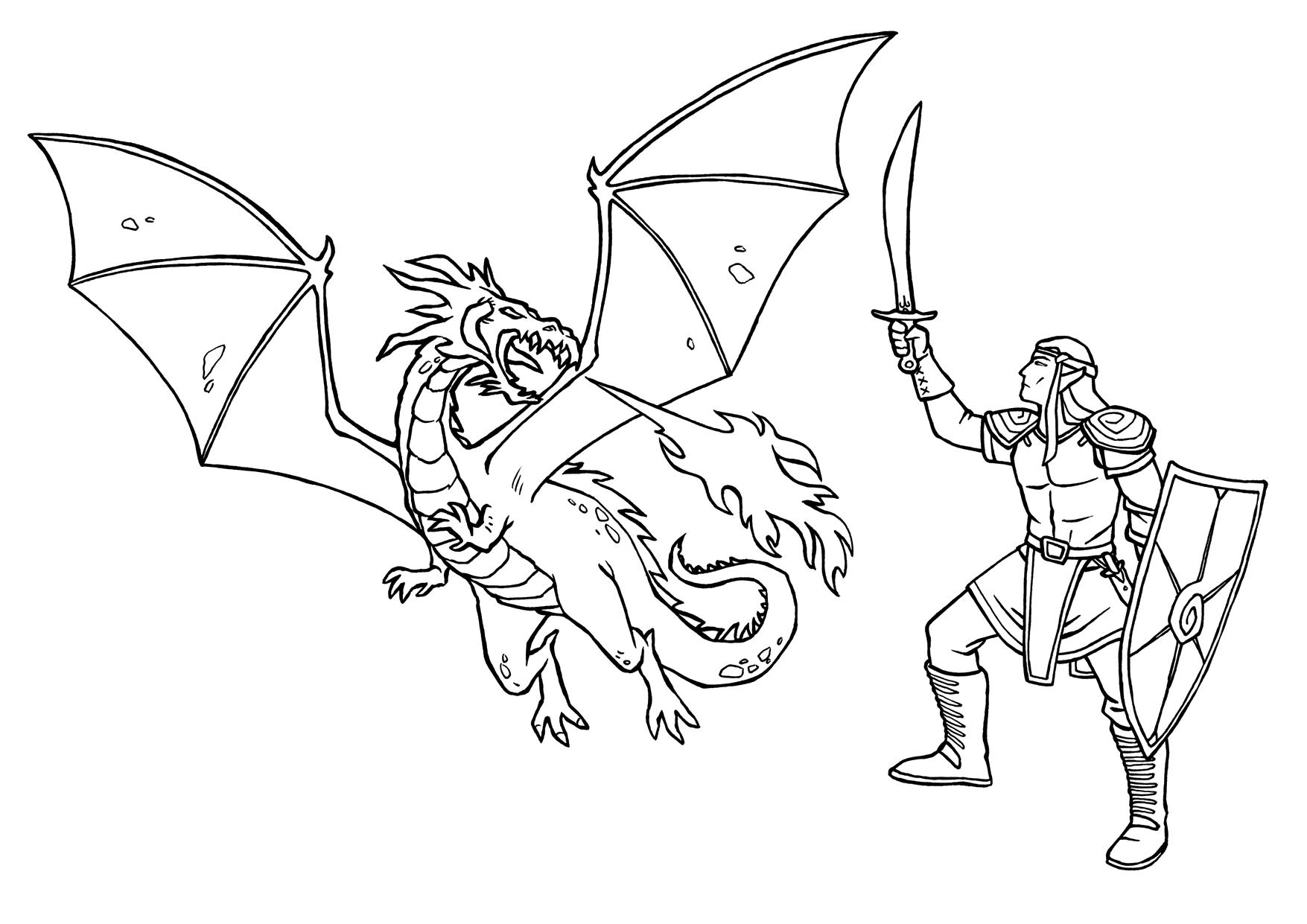 28 Baby Drachen Ausmalbilder - Besten Bilder von ausmalbilder