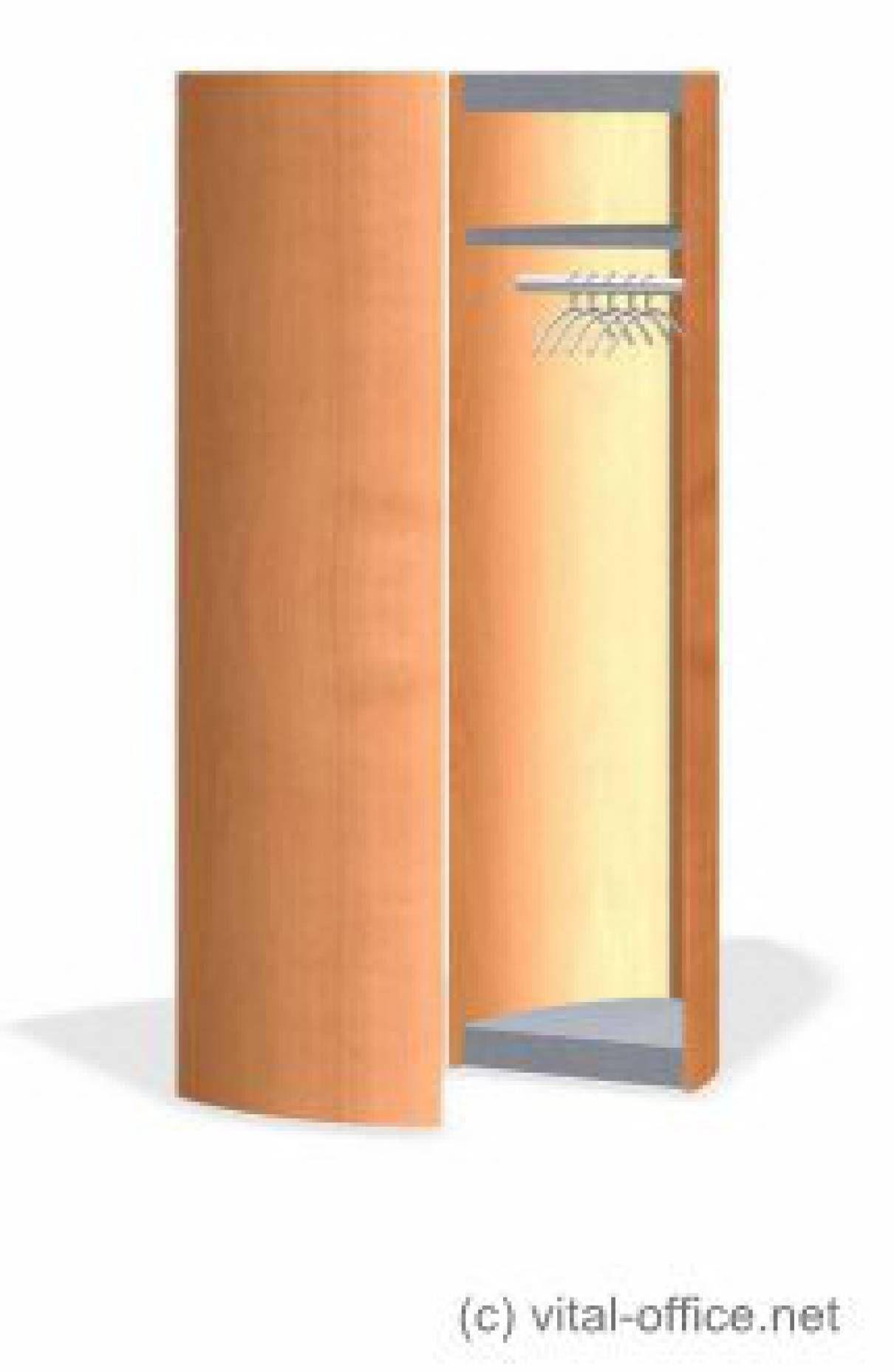 Mobile Garderobe Fahrbar Und Aufklappbar Garderobe Design
