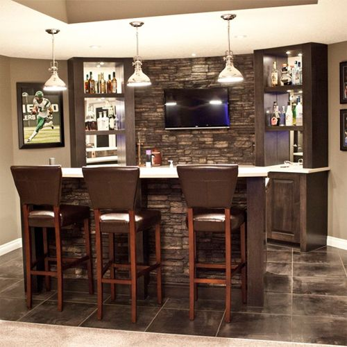 Wet Bar Designs Wet Bar Garage Studio Ideas