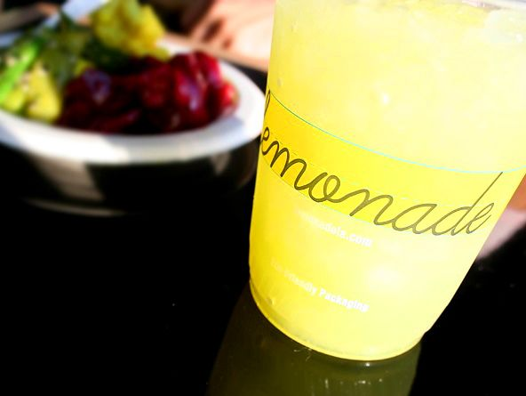 Image result for lemonade restaurant drink