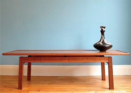 Modern Coffee Table Digital Plan Locuri de vizitat Pinterest