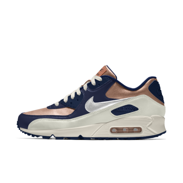 Air Max 90 By You personalisierbarer Fußballschuh   My Nike