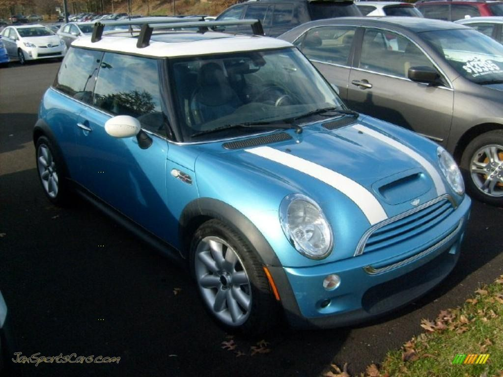 Mini Cooper S Electric Blue Google Search