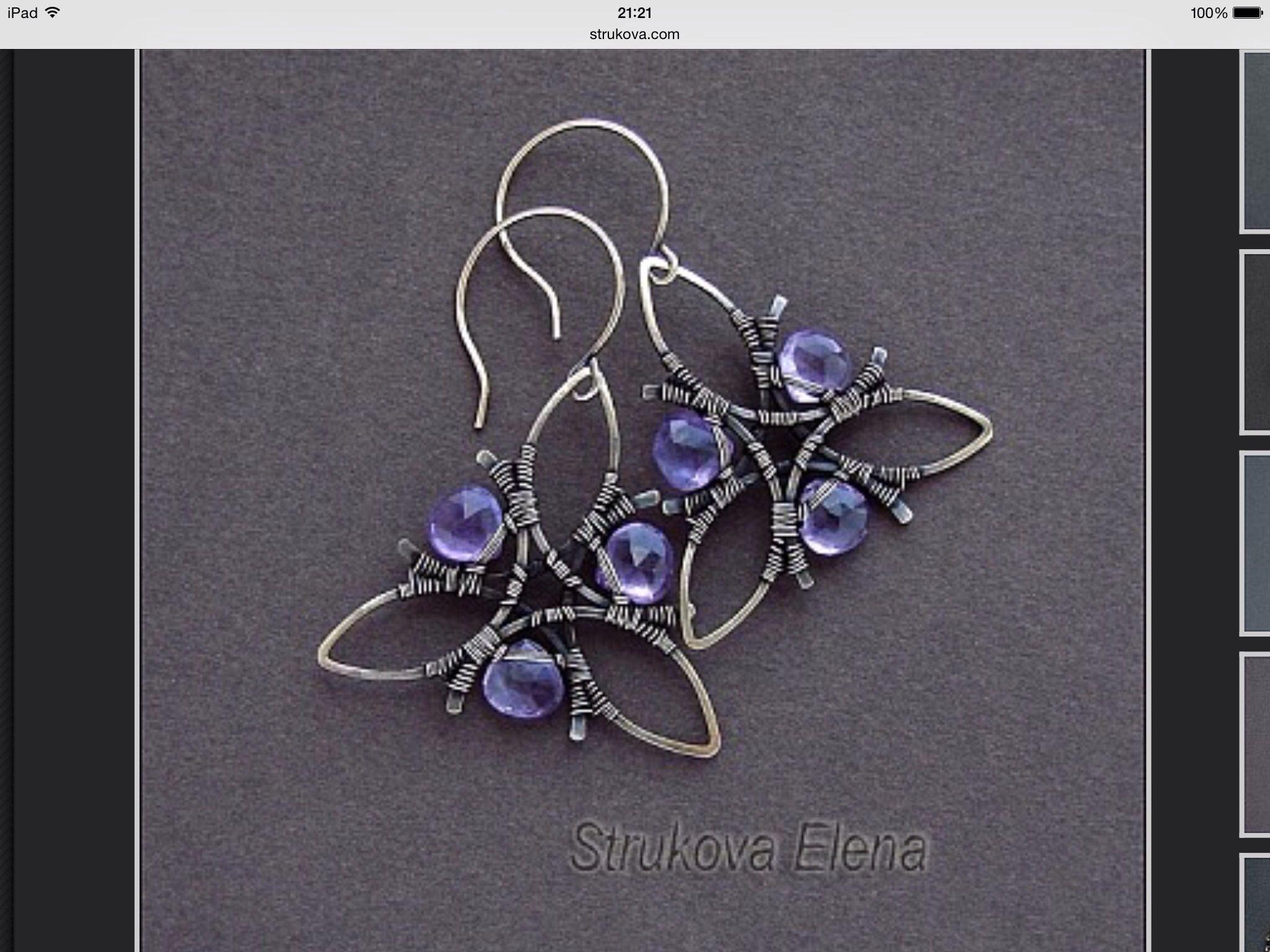 Triskelle wire wrap Celtic | Jewelry Making | Pinterest | Wire ...