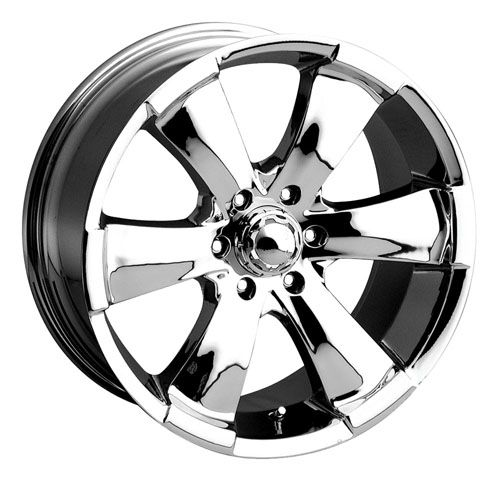 Chrome Rims 20 Inch