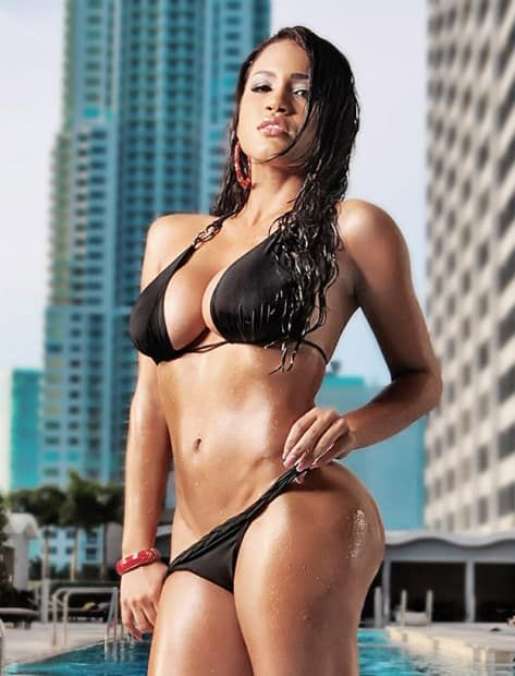 50 hottest dominican women