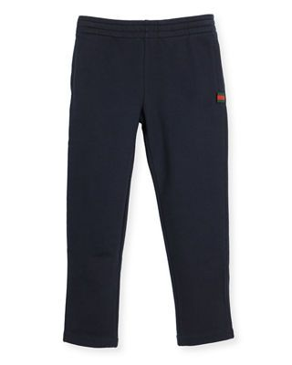 3c7bce3a2b61f Gucci Felted Jersey Track Pants