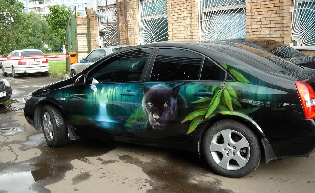 Paint For Cars >> Pin By Kookie On Awesome Paint Jobs Air Brush Painting