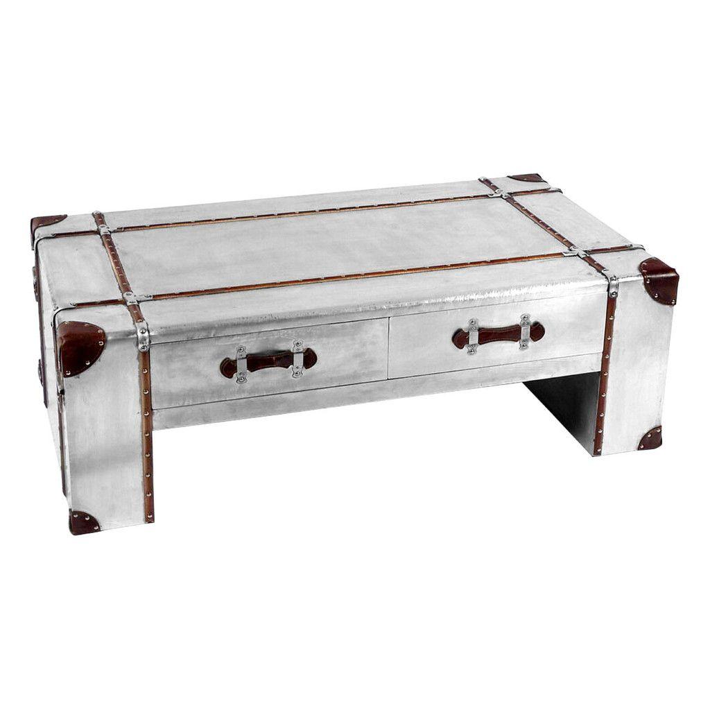 New Aviator Coffee Table Chipboard Aluminium Sheet Pvc 2