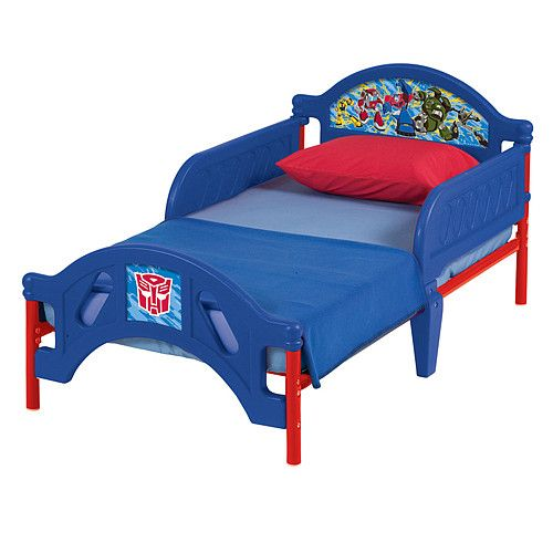 Transformers toddler bed, Why doesn't my son have this?