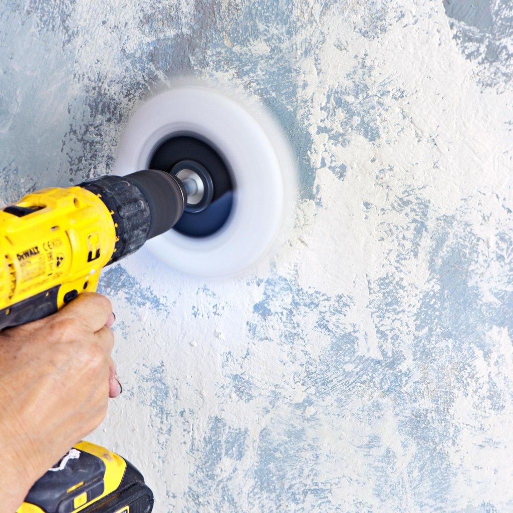 How to Texture a Wall with Paint in 6 Simple Steps | House One