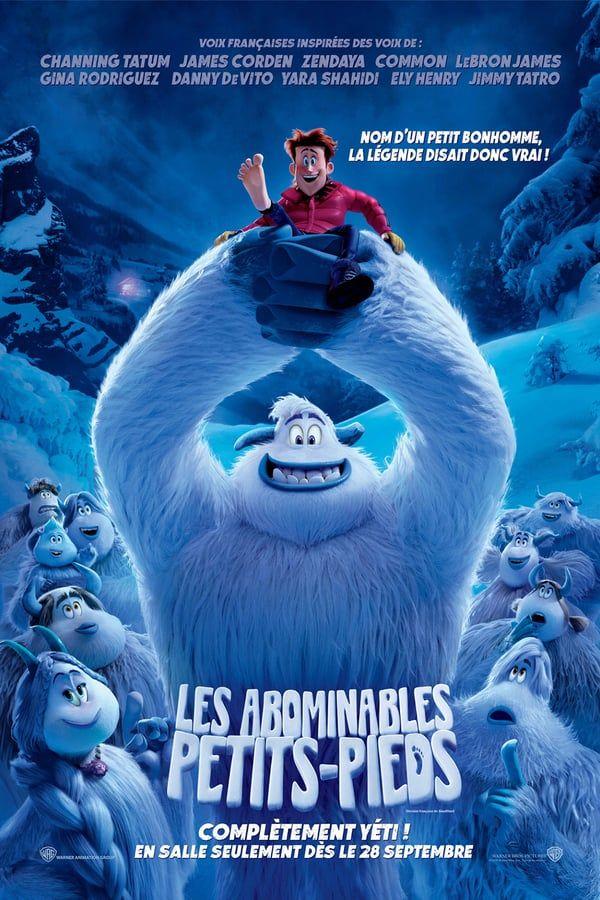 Yéti & Compagnie (2018) FILM STREAMING VF [REGARDER