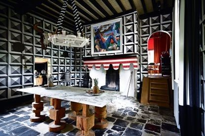 house tour a medieval fairytale house owned by an antique dealer rh pinterest com
