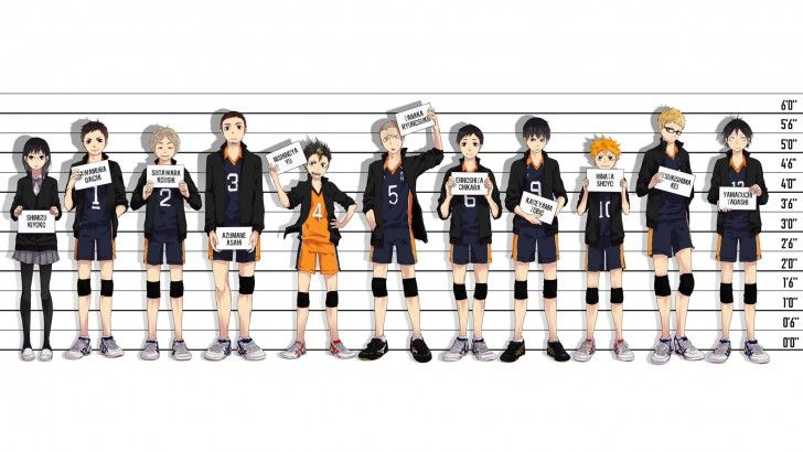 Karasuno High Anime Haikyuu Picture High Definition 1920×1080