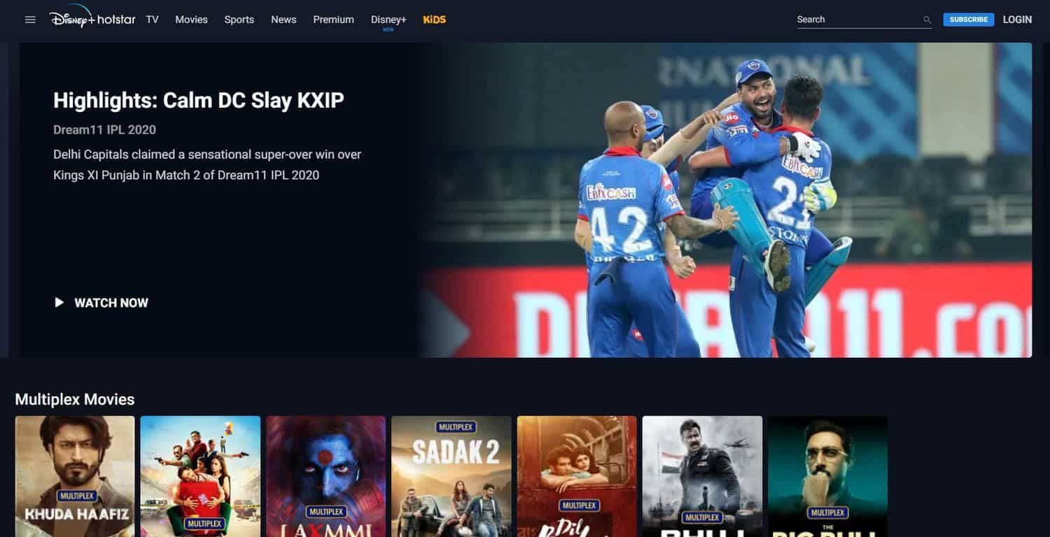 Disney hotstar offers additional 30 days with new annual