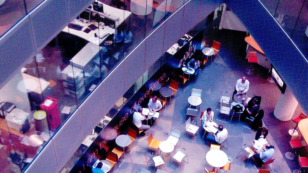 How To Deal With Your New Office's New Open Floor Plan