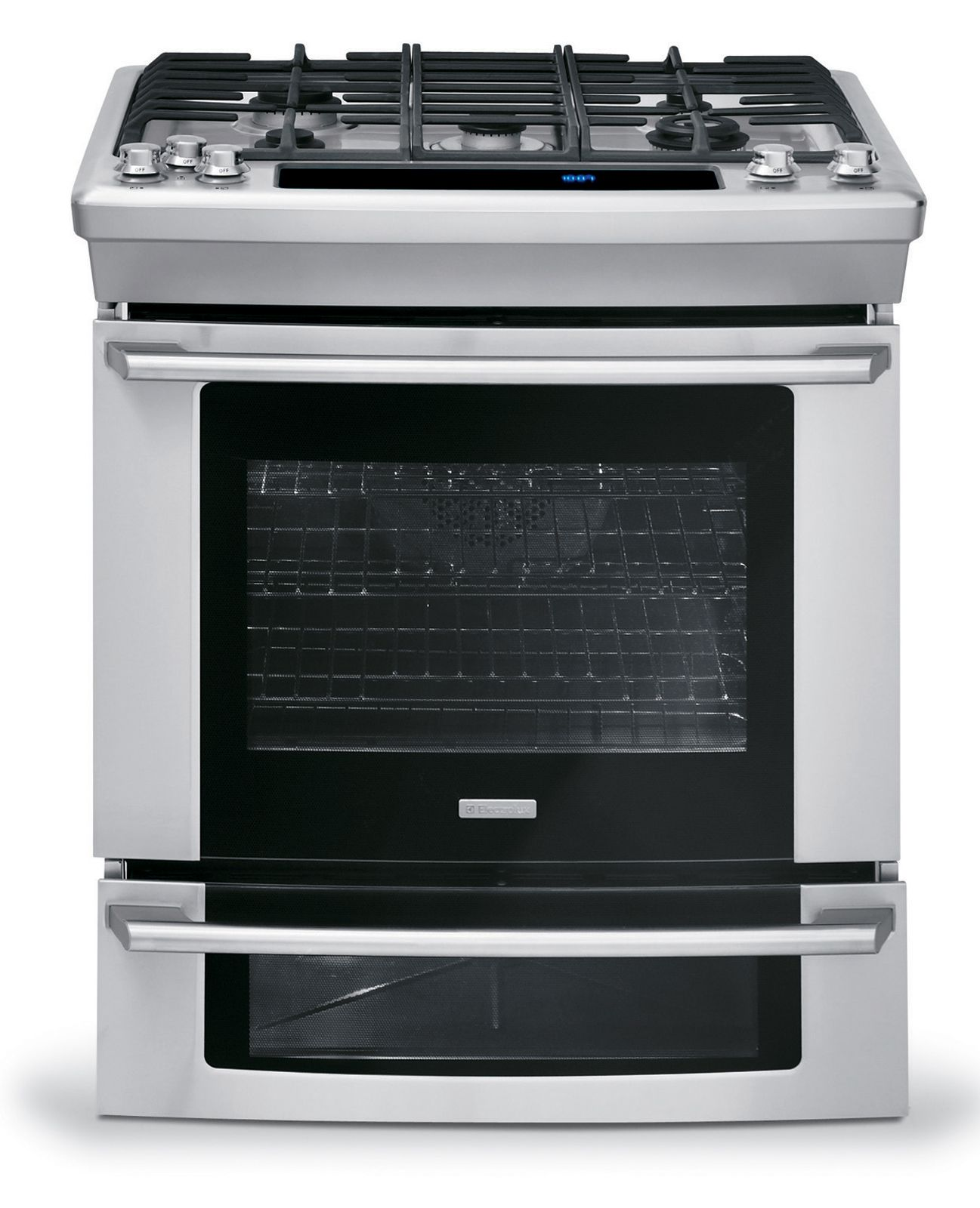 Electrolux Electric Slide-In Range EW30GS75KS 30 in. 4.2 cu. ft. in ...