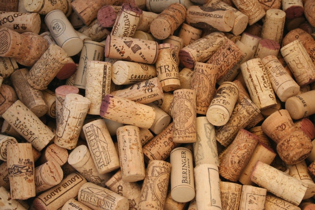 Well you seem to be able to spend a long time talking about corks