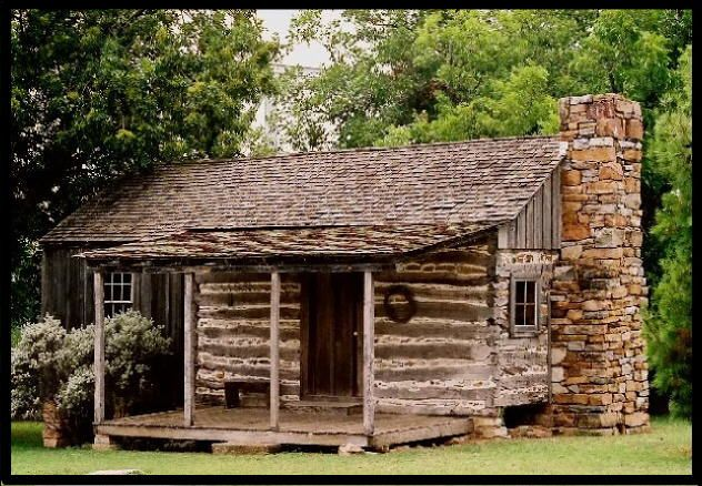Charmant Log Cabins | Texas Log Cabin By Texastony (124)