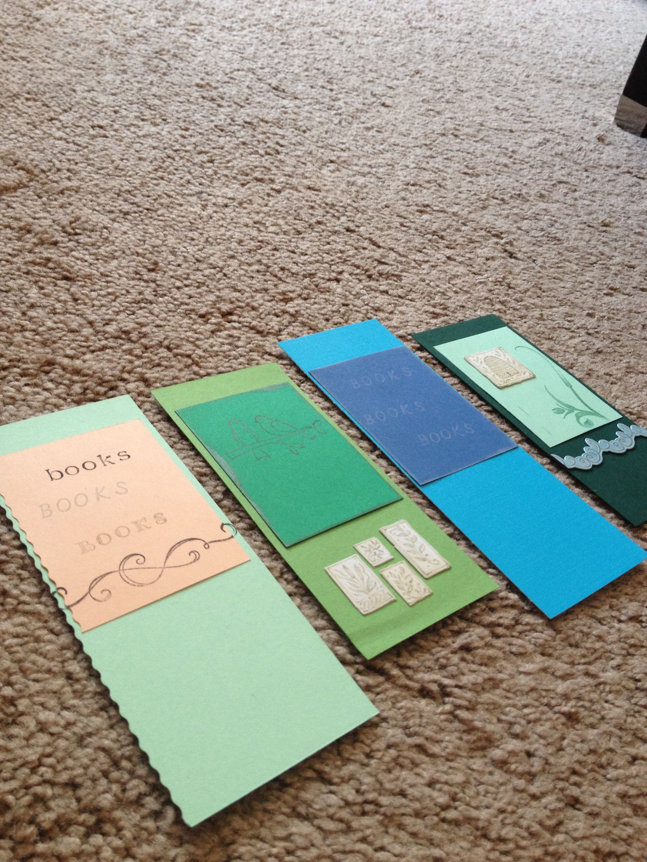 Diy bookmarks scrapbook pinterest bookmarks book crafts and diys diy bookmarks solutioingenieria Image collections