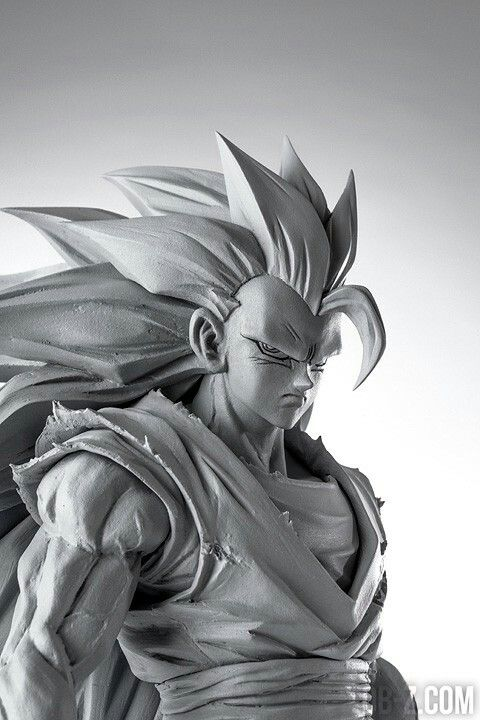 goku super toy art sculpting action figures statues cartoon games dragon ball environment zbrush