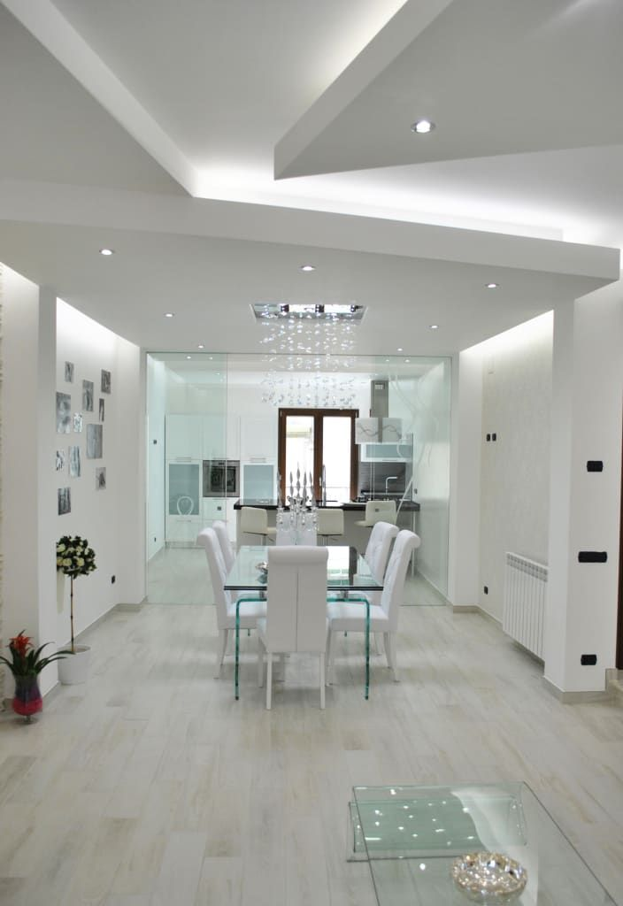 Stili di arredamento moderno idee arredamento casa u for Stili di casa