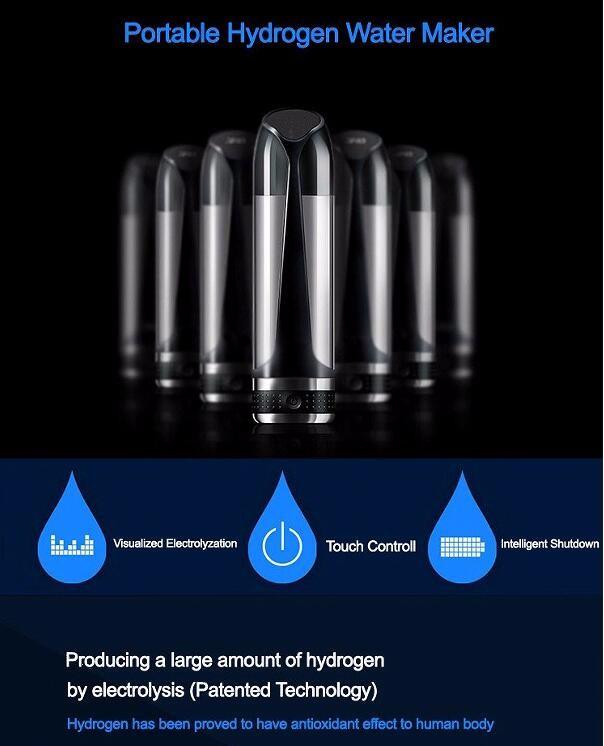Olansi New hydrogen water flask customized OEM tyoe