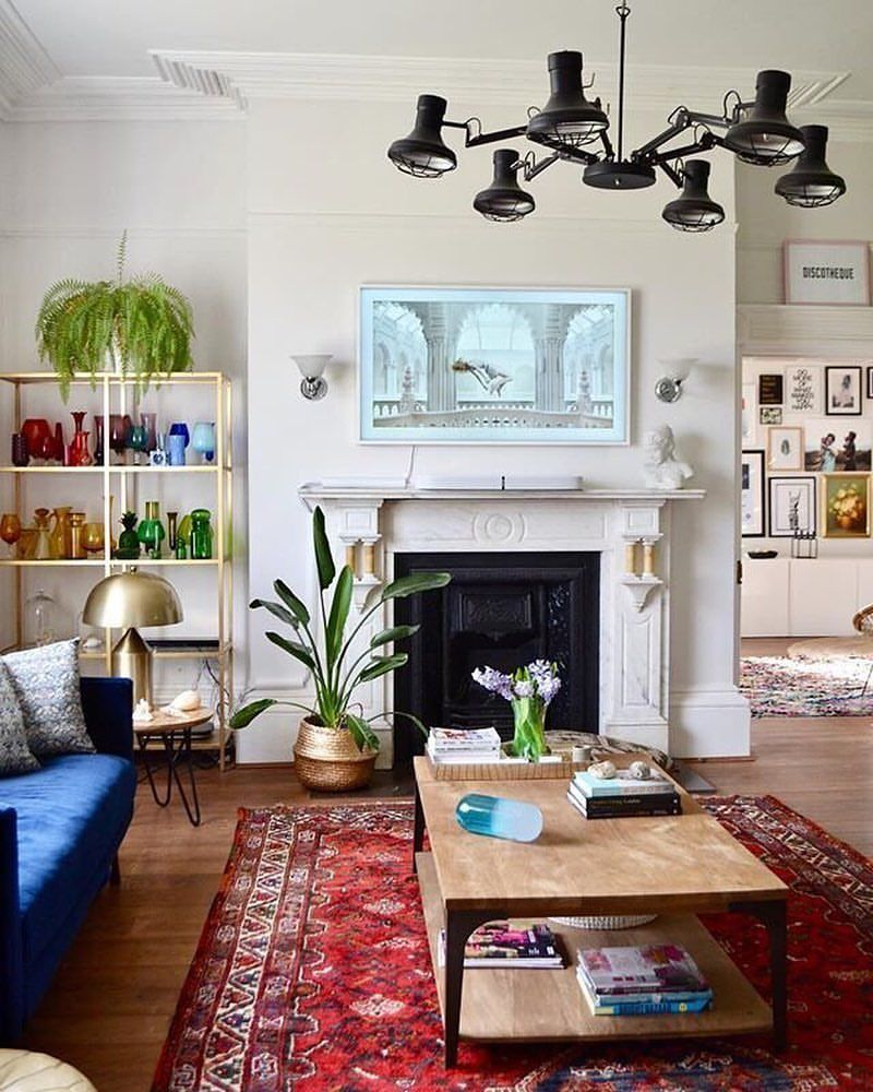 Family Rooms We Love: We Love This Space Too Much To Form A Single Caption. What
