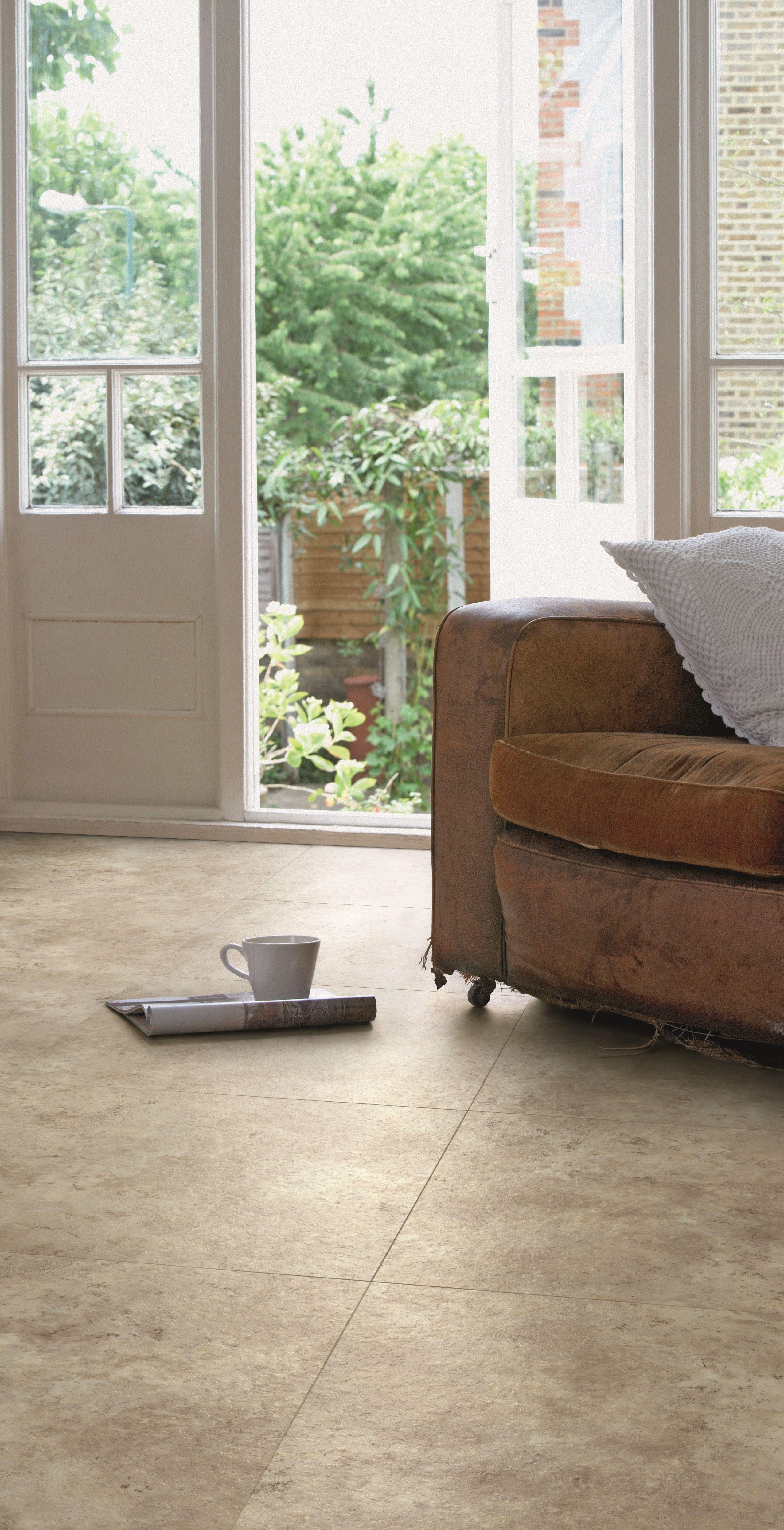 Fusion Flooring 1077 Organic Fossilstone - cosy comfortable living ...