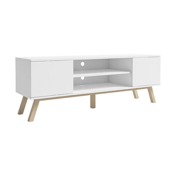 """Vero Wood TV Stand for TVs up to 55"""""""