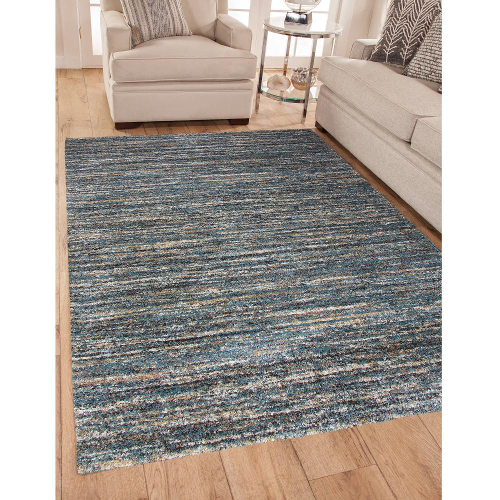Granada Zira Blue 5 Ft X 8 Ft Area Rug 2521 5x8 With Images