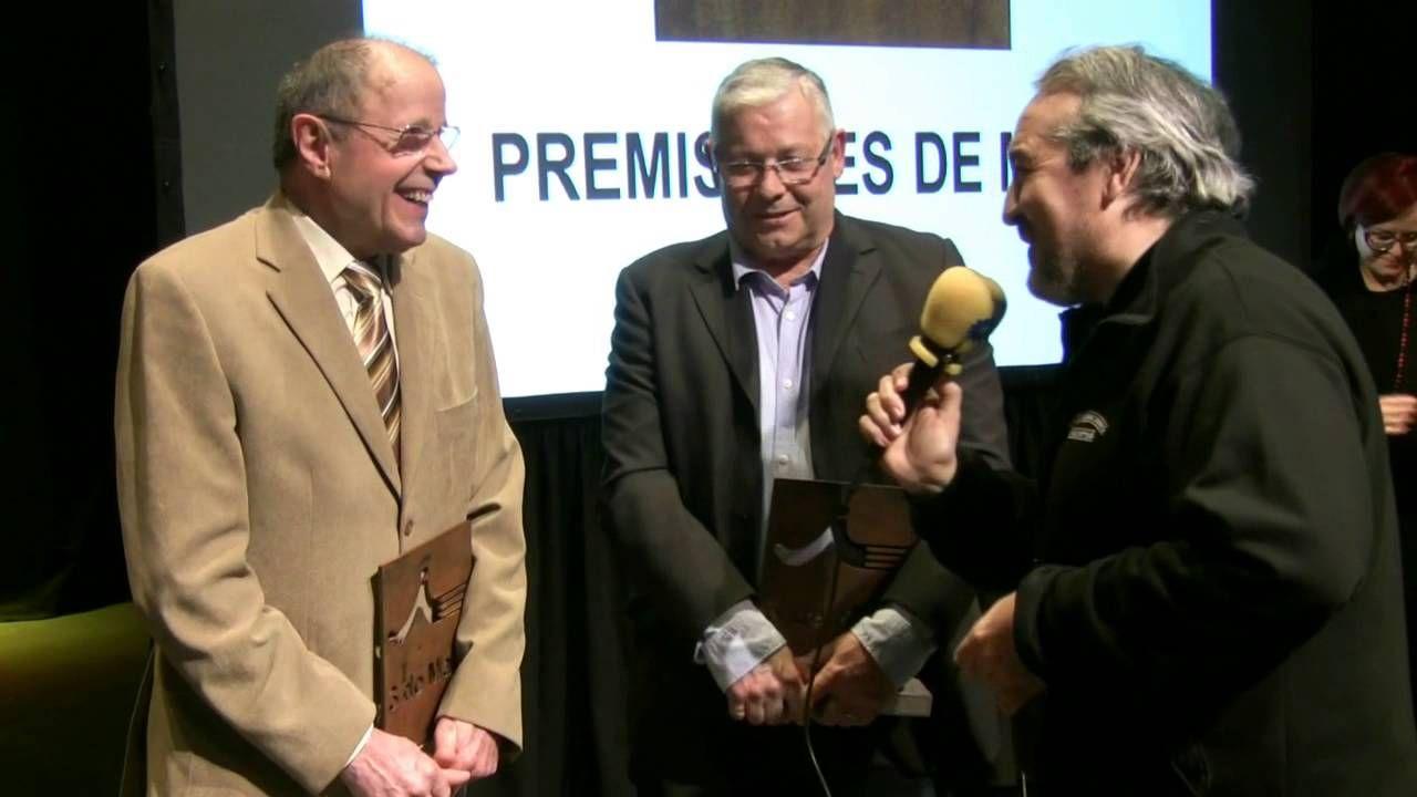 Premis 3 de Març de 2016, entrevista als premiats