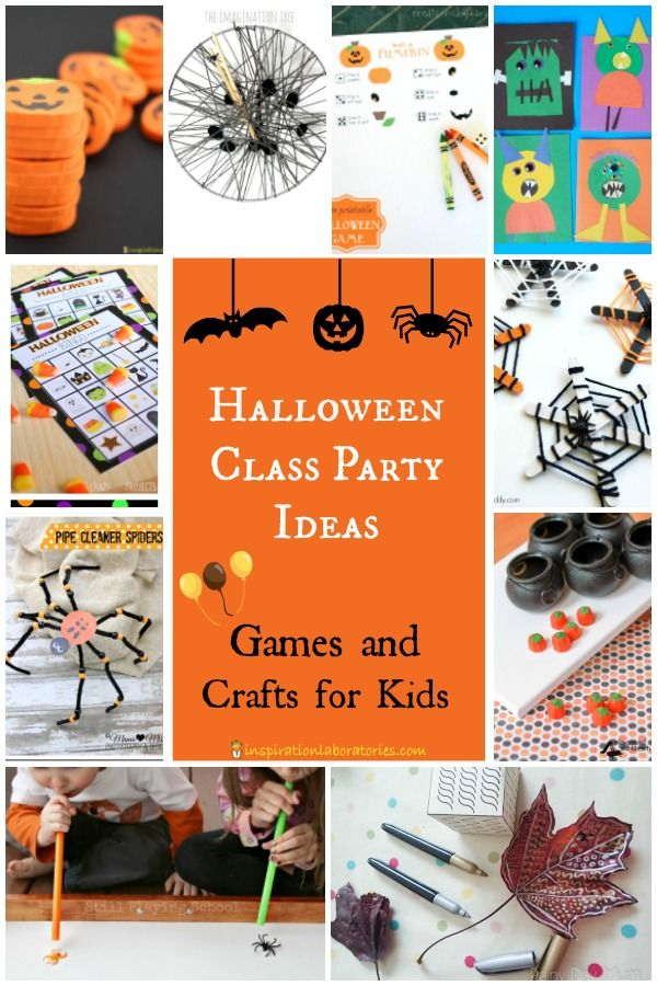 Classroom Halloween Party Ideas Halloween parties and Classroom - halloween party ideas games