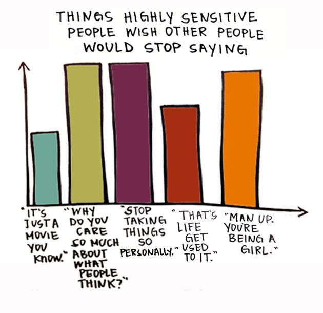 People tend to say the wrong thing ALL the time.