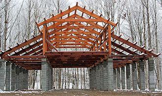 exotic timber frame barn workshop pinterest barn cabin and house