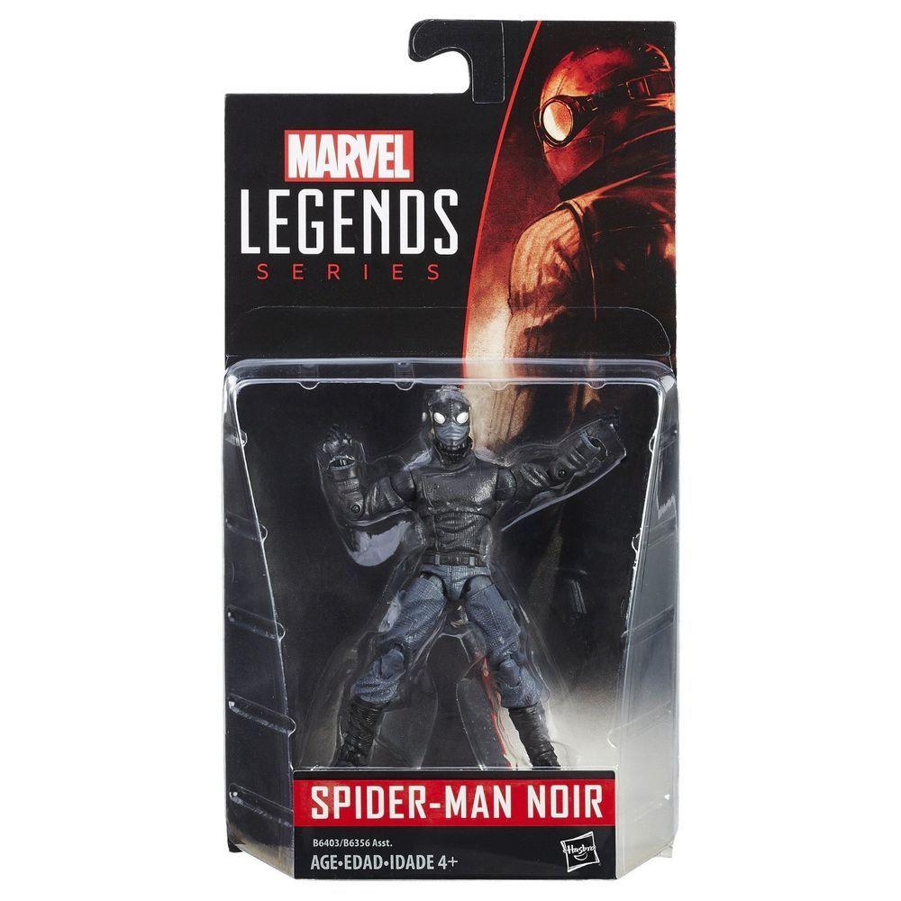 "Spider Man Marvel Legends 3.75/"" Action Figure Hasbro 2016"